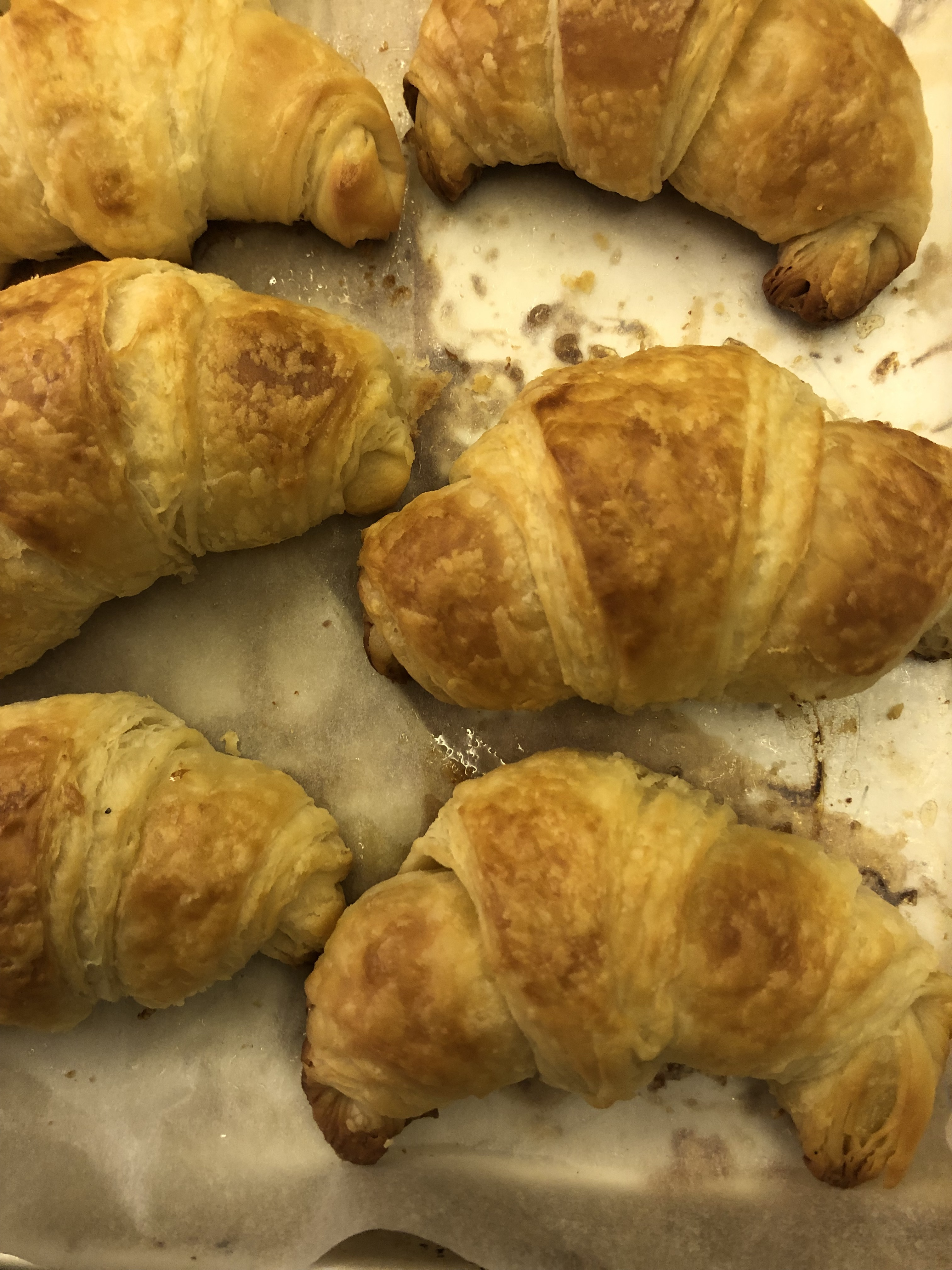 Bakery Style Croissant Recipe, With Pictures