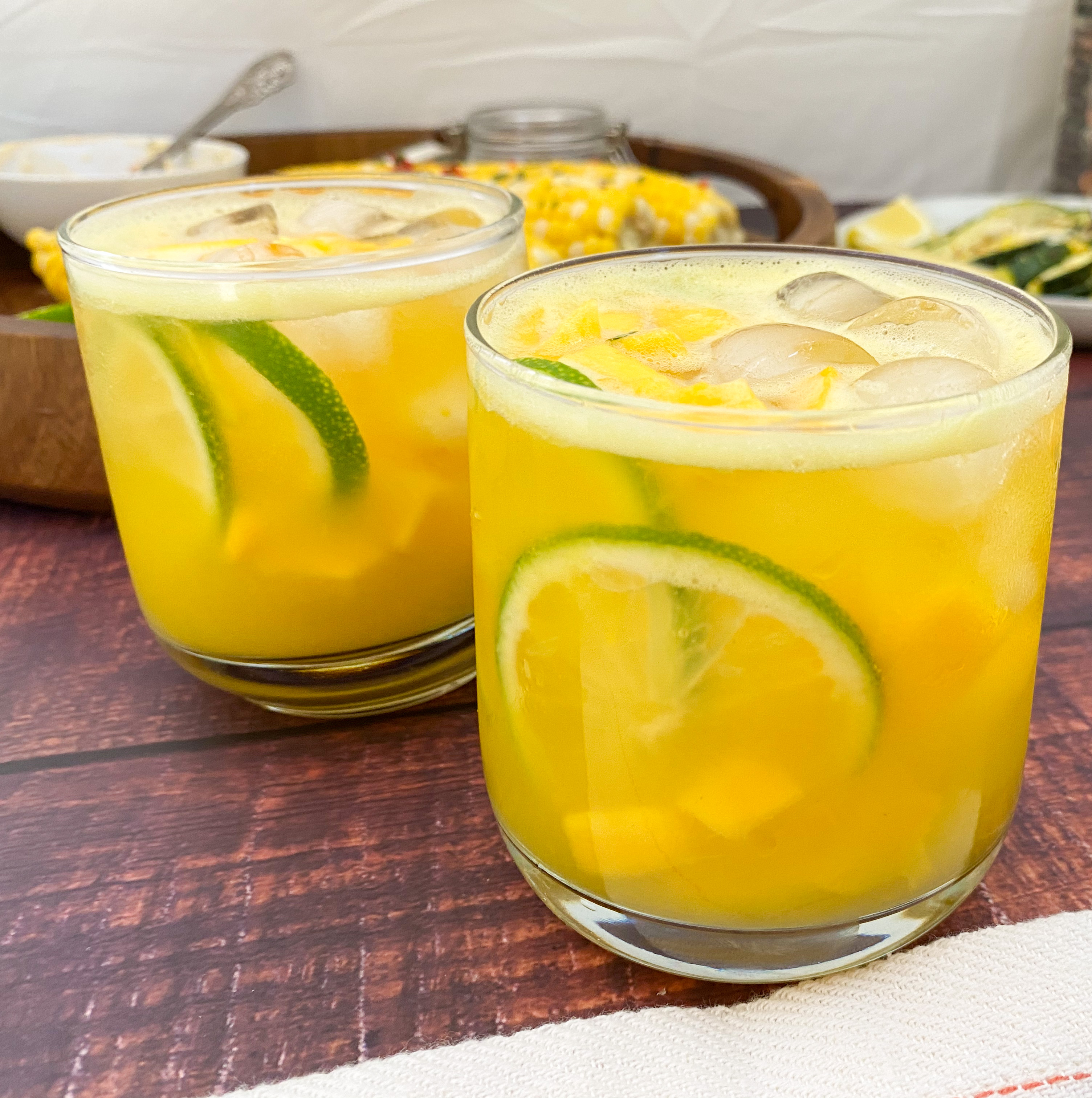 Mango Pineapple Smash